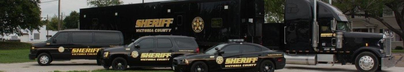 texas sheriff car